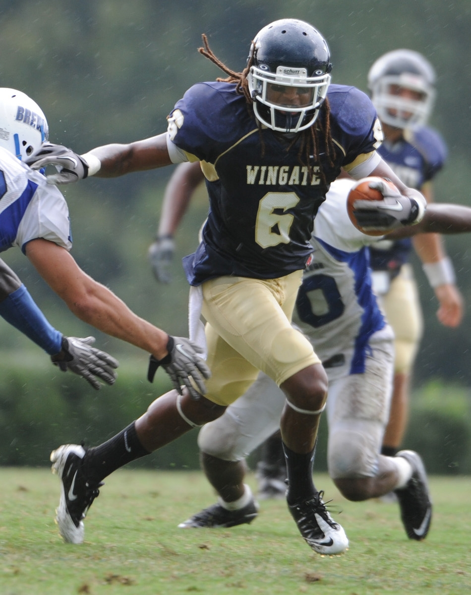 Wingate football wu digital for The wingate